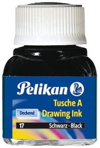 Pelikan: tinta china