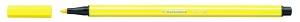 Stabilo: Pen 68 neon: fluorescente amarillo