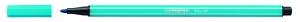 Stabilo: Pen 68 neon: fluorescente azul