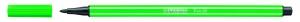 Stabilo: Pen 68: verde