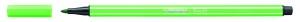 Stabilo: Pen 68: verde hoja