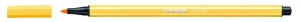 Stabilo: Pen 68: amarillo