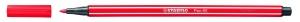 Stabilo: Pen 68: carmín