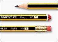 Staedtler: Lápiz de grafito Noris