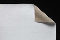 Tela lino belga Claessens: 2,10 x 10 metros: preparación óleo/acrílico: grano fino