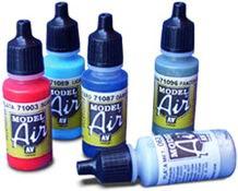 Vallejo: acrílico Model Air 17 ml