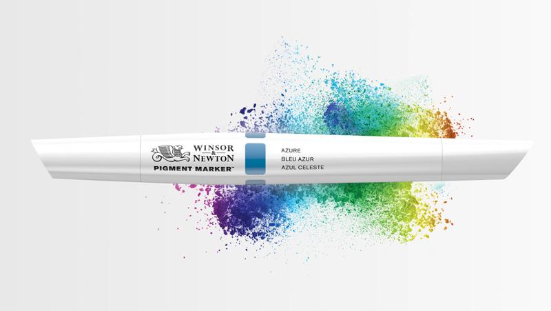 Winsor&Newton: Pigment Marker