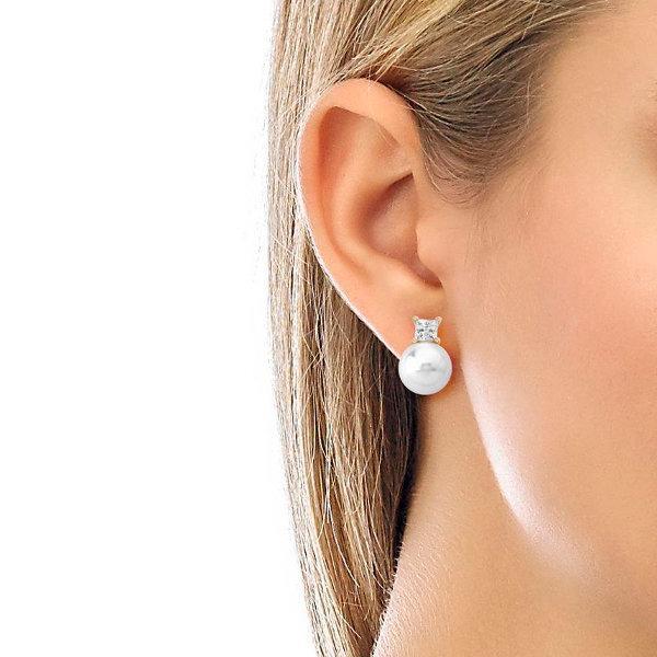 9098ca149e47 Pendientes Perlas Majorica Mujer 153110110000101