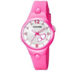 62de2562c010 CALYPSO WATCH FOR KIDS SWEET TIME K5746 3