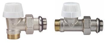 Válvulas termostáticas V305 Marte Honeywell