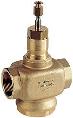 Válvulas lineales 2 vías V5011R Honeywell