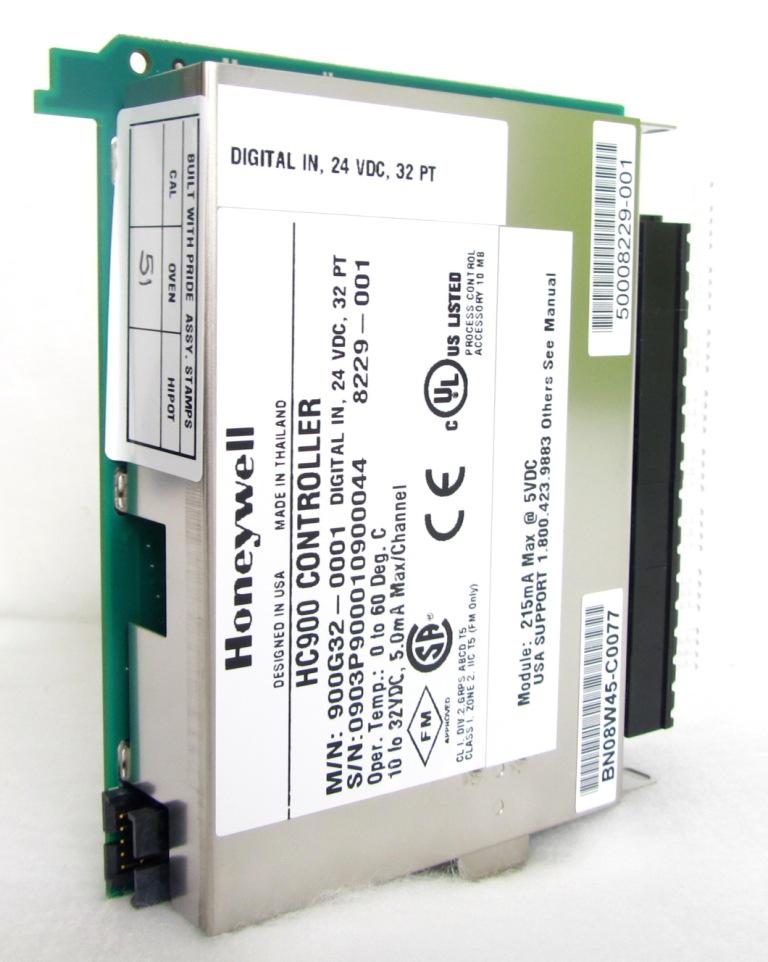Tarjeta de entrada digital 900G32-0001 Honeywell