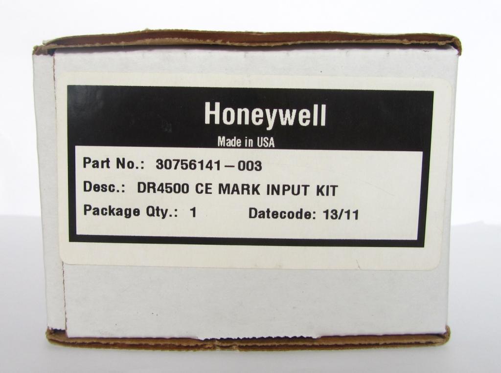Kit de repuesto 30756141-003 Honeywell