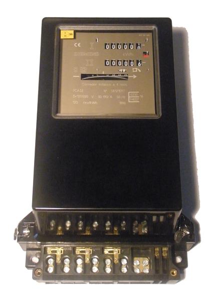siemens contador energia electrica 7CA52