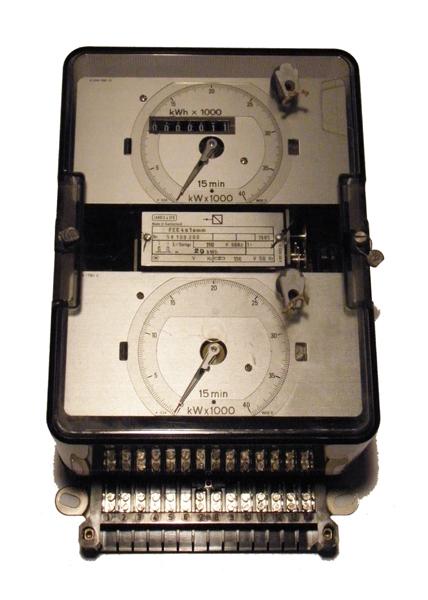 LandisGyr contador energia electrica FEE4s1emm