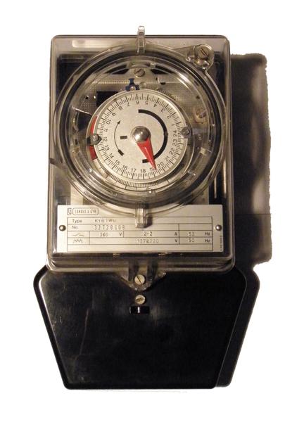 honeywell reloj programable KYB1