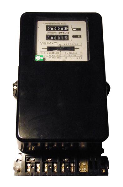 LandisGyr contador energia electrica MG330hdf3