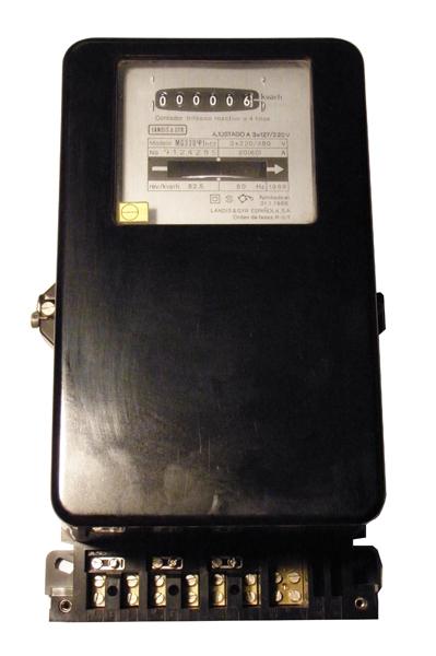 LandisGyr contador energia electrica MG330Y1hf3