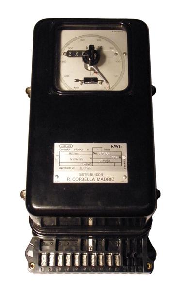 LandisGyr contador energia electrica ML12HMY