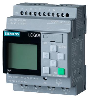 Siemens 6ED1052-1MD00-0BA8 Controlador programable
