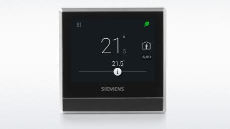 RDS110 Siemens Termostato wifi inteligente
