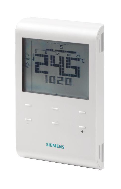 Termostato Siemens rde100.1