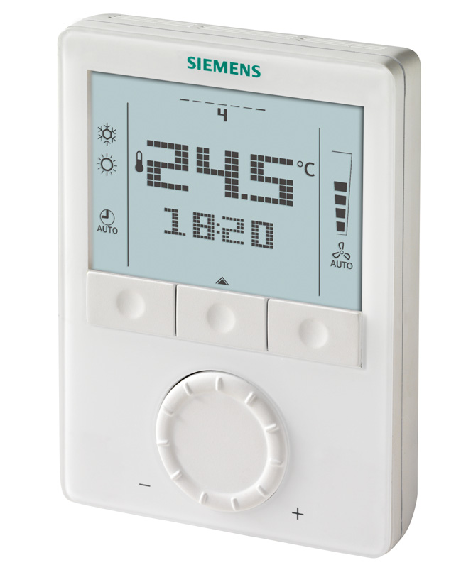 Termostato RDG100T Siemens