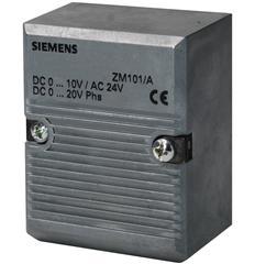 ZM121/A Siemens Panel conexión valvulas