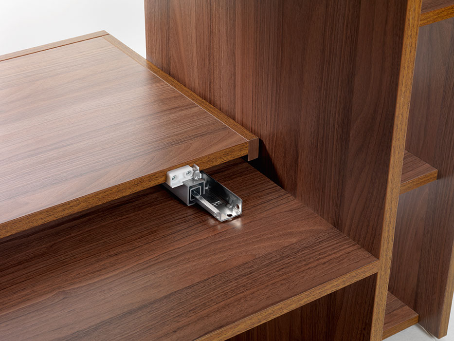 Guia Shelf para estantes extraíbles - Ítem1