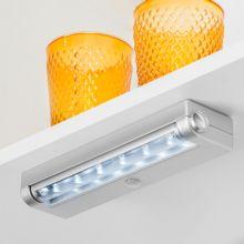 Luz LED a pilas Phoenix Emuca con sensor de movimiento y luz fría - Ítem4