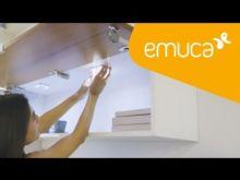 Luz LED a pilas para interior cajones Drawled Emuca con sensor vibración y luz fría - Ítem5