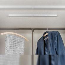 Aplique LED Persei Emuca A 595 mm luz blanca fría con sensor de movimiento - Ítem4