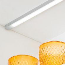 Aplique LED Diflex Emuca A 350 mm luz blanca fría con sensor táctil - Ítem3