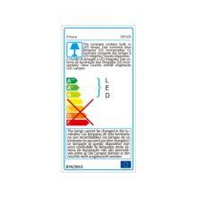 Aplique LED Diflex Emuca A 550 mm luz blanca fría con sensor táctil - Ítem2