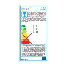 Aplique LED Aquarius Emuca A 450 mm luz blanca fría - Ítem4