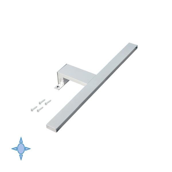 Aplique LED Aquarius Emuca A 450 mm luz blanca fría