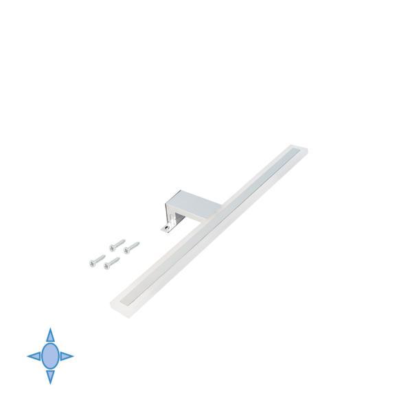 Applique LED Sagitarius Emuca A 300 mm lumière blanc froid