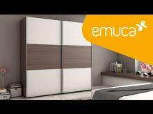 Armario Space+ Emuca 2 puertas con perfiles Free rapid y cierre suave - Ítem6