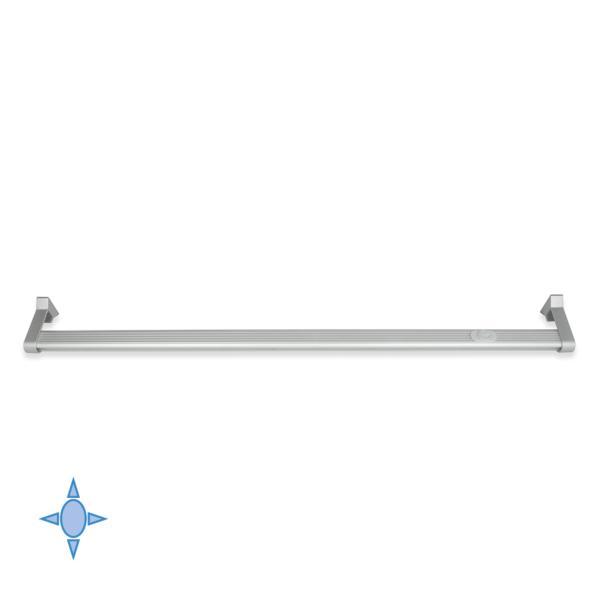 Barra de armario LED Pix Emuca A 713 mm luz blanca fría con sensor de movimiento
