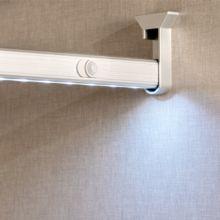 Barra de armario LED Pix Emuca A 863 mm luz blanca fría con sensor de movimiento - Ítem3