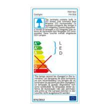 Barra de armario LED Pix Emuca A 863 mm luz blanca fría con sensor de movimiento - Ítem5
