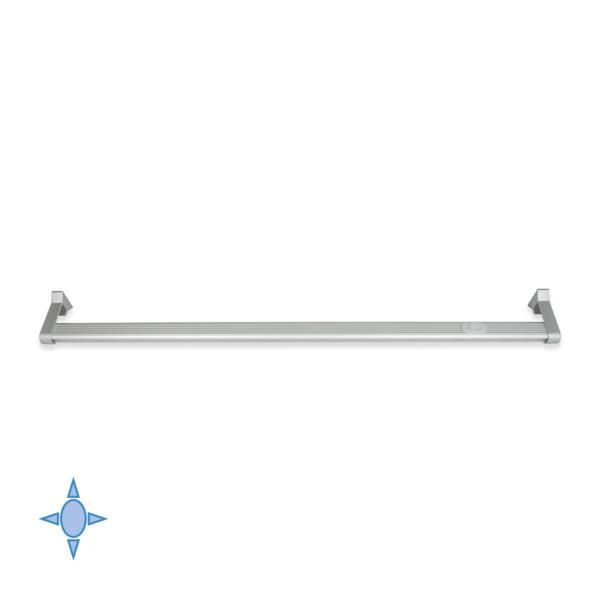 Barra de armario LED Pix Emuca A 863 mm luz blanca fría con sensor de movimiento
