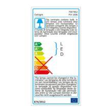 Barra de armario LED Pix Emuca A 1.013 mm luz blanca fría con sensor de movimiento - Ítem5