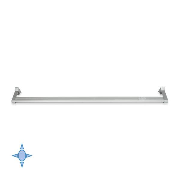 Barra de armario LED Pix Emuca A 1.013 mm luz blanca fría con sensor de movimiento