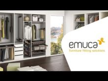 Kit organizador interior de armario Moka Emuca - Ítem3