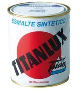 Esmalte Titanlux blanco decoración o blanco exterior