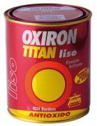 Oxirón blanco liso Titán