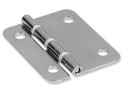 WEST-2 Bisagra asimétrica para puertas plegables