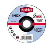 Disco corte inox/metal Quality Max. Ratio