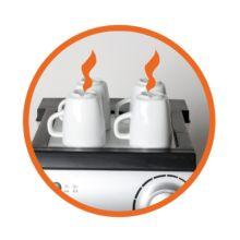 Cafetera exprés Habitex CC6200 - Ítem4